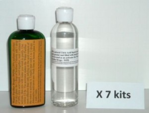 Water Purification 7 sets with activator MMS